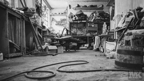 Мото Къстъмс-работилница