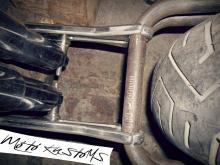 изработване на задни вилки за мотор