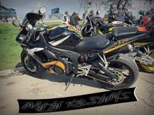 боядисване на мотоциклети