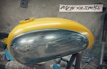 реставрация на мотори