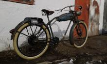 vintage electric bike