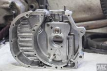 NSU OSL 251 engine clean for restoration Moto Kustoms