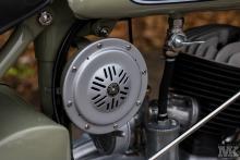Victoria KR20 EN Lux Noris horn by Moto Kustoms