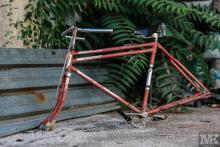e-bike handmade