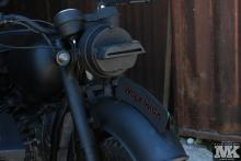 Moto Kustoms Днепър мотоциклет