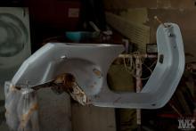 Мото Къстъмс реставрация на Веспа 1978